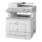 Epson Workforce AL-MX300DTNF laserprinter zwart-wit C11CD73001BW 831615