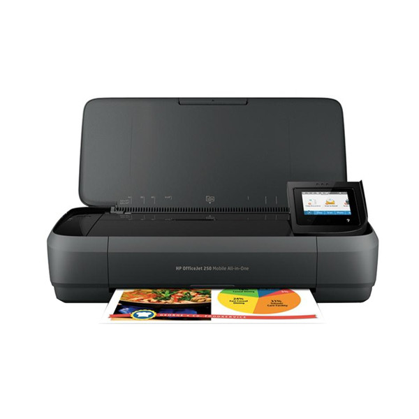 Hp Officejet 250 Mobiele All In One Printer